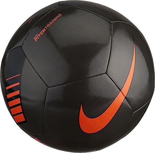 Pelota De Fútbol Nike Pitch Training Metallic Black   Total -   2.537 e634bfca4b61a