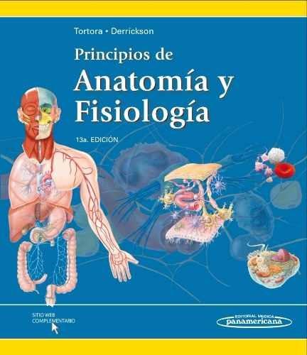 Digital Anatomía Y Fisiología 13 Edición Tortora Derrickson - $ 129 ...