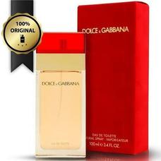 7182877f13697 Dolce Gabbana Tradicional Red - Perfumes no Mercado Livre Brasil