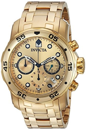 3236e780546 Reloj Invicta Mens 0074 Pro Diver Analog Swiss Quartz - U S 259