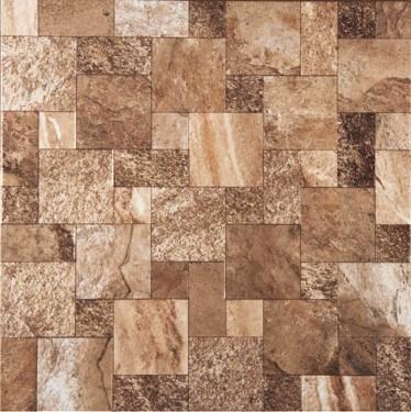 Cer mica p piso exterior 60 x 60 61474 piemontesa u s Pisos ceramicos rusticos para interiores