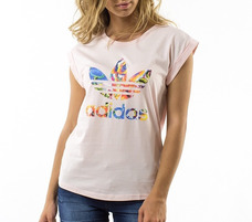 37a9920426c Conjunto Adidas Feminino Cor Rosa - Camisetas e Blusas no Mercado ...
