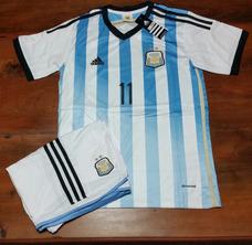 dfbf41c24 Conjunto Chandal Futbol Adidas Seleccion Argentina - Camiseta de ...