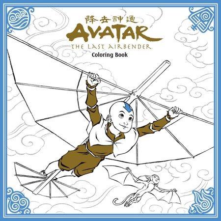 Avatar: La Leyenda De Aang Libro Para Colorear - U$S 53,00 en ...