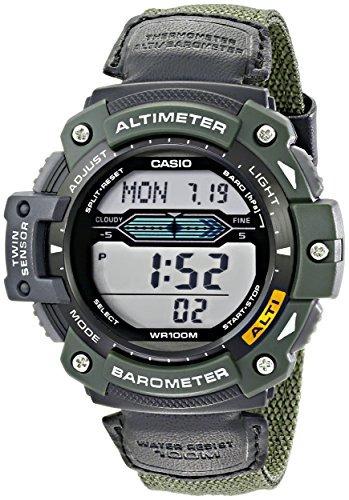 a80e84160af7 Reloj Casio Mens Sgw300hb-3avcf Multi-function Sport - U S 129