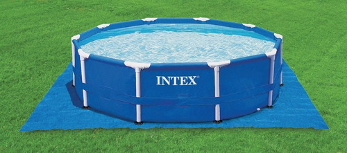 Lona base para piscinas intex 28048 di metro hasta 457cm for Piscina lona rectangular