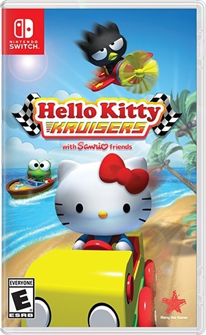 Juego Nintendo Switch Hello Kitty U S 69 00 En Mercado Libre