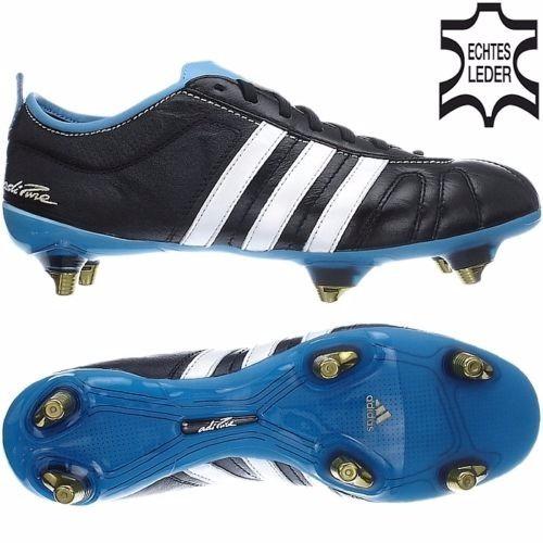 size 40 f4b9b 6c76c Botines De Futbol adidas Adipure Iv - US 239,00 en Mercado L