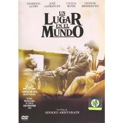 Un Lugar En El Mundo - Federico Luppi (cine Argentino) -   100 ebd464bcbce27