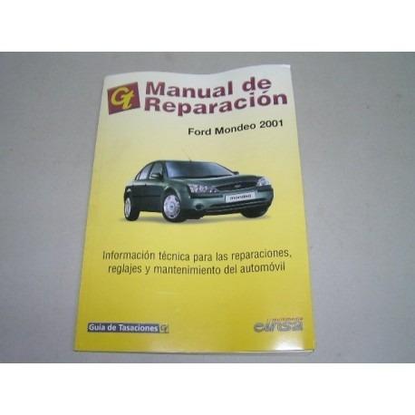 manual de taller completo ford mondeo 2000 2008 190 00 en rh articulo mercadolibre com ar Ford Mondeo Wagon 2018 Ford Mondeo