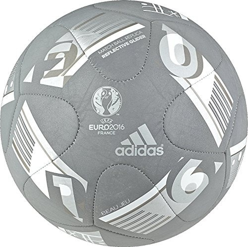 Pelota De Fútbol adidas Performance Euro 16 Glider Reflectiv -   2.552 4b321bd697c35