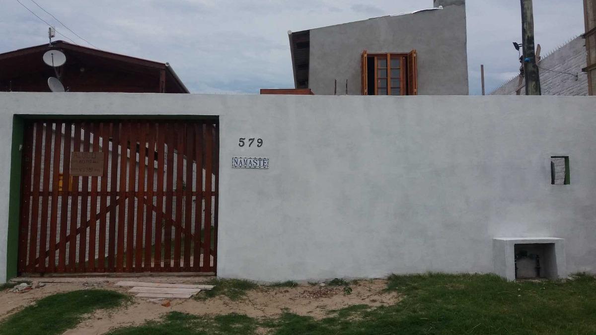 a balneario hermenegildo . a 30 km de chuy. (brasil)
