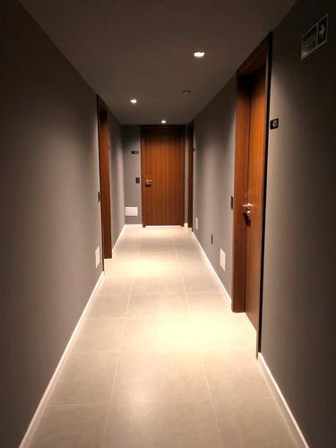 a estrenar. 2 dormitorios. piso alto. luminoso.