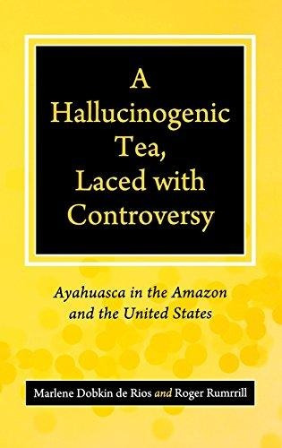 a hallucinogenic tea, laced with controversy : ayahuasca in
