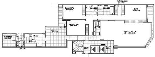 a metros del mar. últimas unidades de 3 dormitorios. garage.