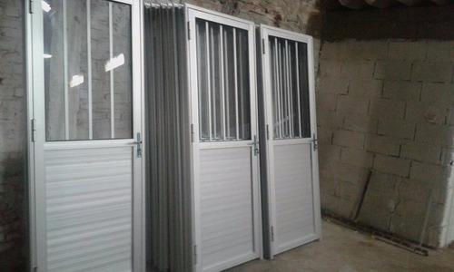 aberturas de aluminio