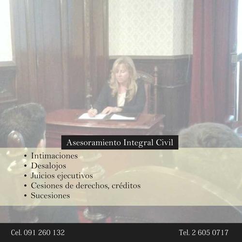 abogada asesoramiento integral laboral, familiar y civil