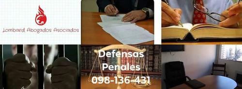 abogados penalistas defensas libertades
