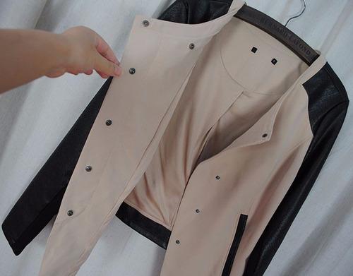 abrigo campera de dama importado muy lindo
