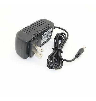 ac adaptador cargador cable de alimentación para yamaha pa-5