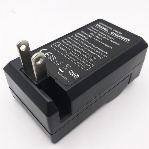Cargador de batería para Panasonic nv-gs1 nv-gs1eg nv-gs3 nv-gs3eg nv-gs4 nv-gs4eg