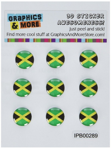 accesorio auricular graphics and more jamaica flag home
