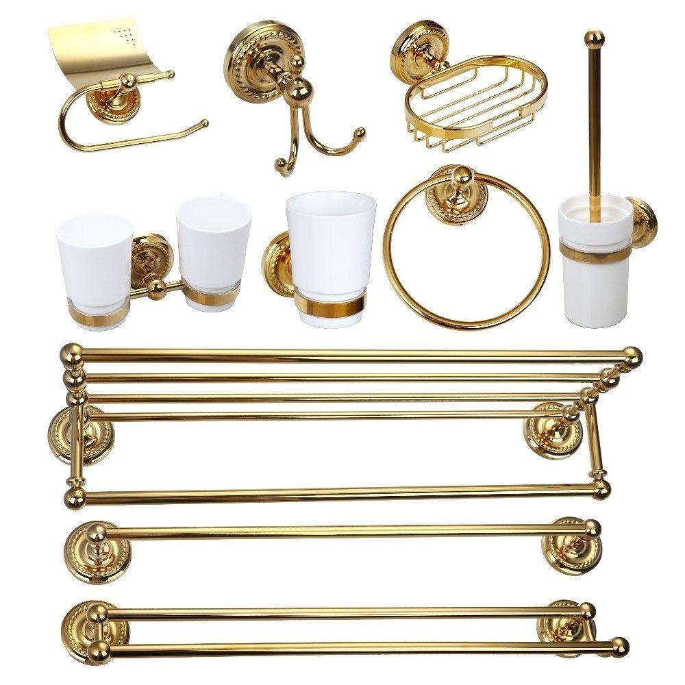 accesorios baño dorado toallero ph jabon x unidad x encargue. Cargando zoom. 60d459147f76