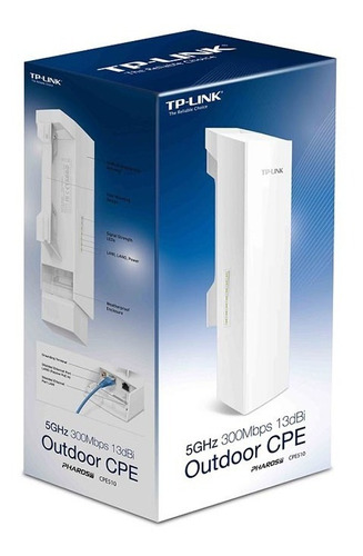 access point tplink cpe510 300mb 3dbi 5ghz a 300mbps nnet