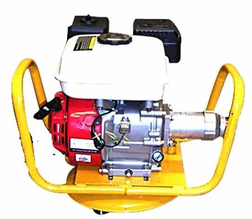 accionamiento motor vibrador a nafta 6.5hp lifan