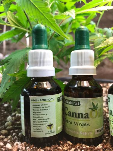 aceite cannabis medicinal - 30ml - 250mg