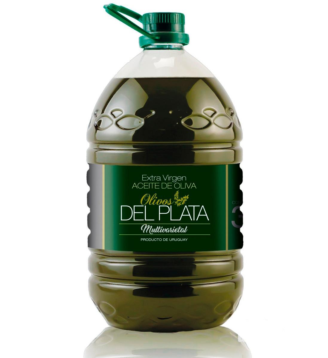 0c41673c957 aceite de oliva virgen extra olivos del plata bidon de 3l. Cargando zoom.