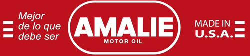aceite lubricante amalie sintetico 5w40 3.78lts made in usa