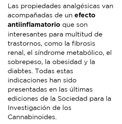 aceite medicinal de cannabis cbd