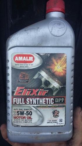 aceite sintetico amalie