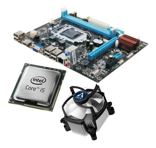 actualizate procesador i5 + mother + fan kit completo nuevo