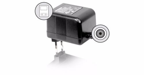adaptador corriente behringer psu7- para mic100 y mic200