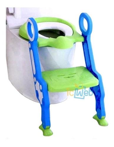adaptador escalera entrenador para inodoro niño tcweb