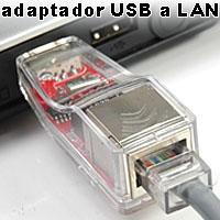 adaptador usb red usb