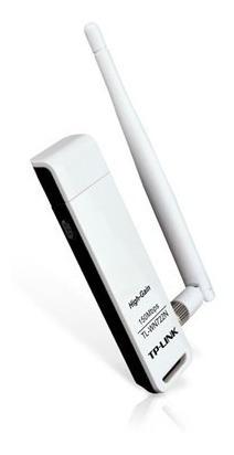 adaptador usb tp-link wifi 150mb tl-wn722n