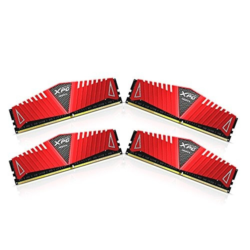 adata xpg z1 ddr4 2133mhz (pc4 17000) 32gb (8gbx4) memory