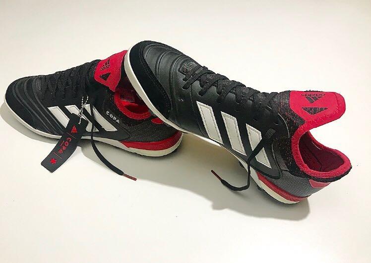 013fceb3de1d4 adidas 18.1 Fútbol 5 Talle 9.5 Us 9 Uk 43 1 3 Fr 275 Jp -   3.500