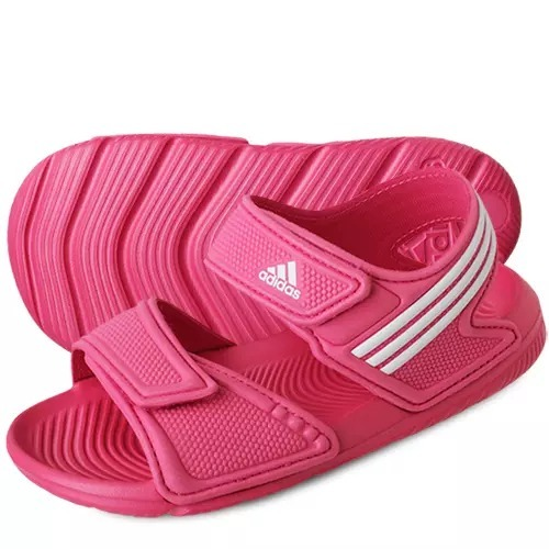9c5db15d6409d adidas Sandalia Moda Niña Rosa blanco -   990