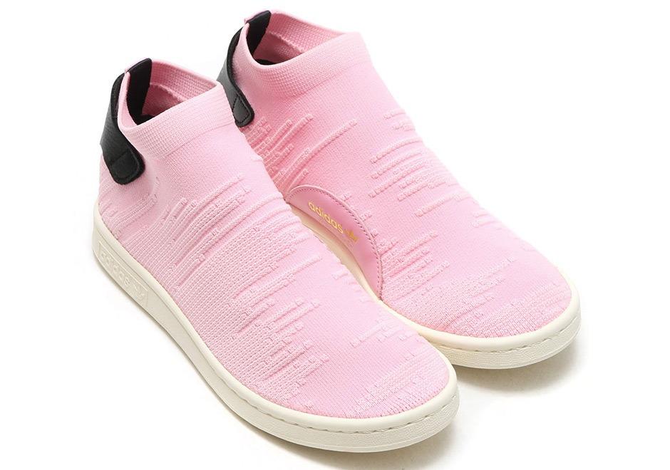 1a42a8ad464 ... czech adidas stan smith primeknit sock slip on womens x pedido us 129  06b44 e8ea5