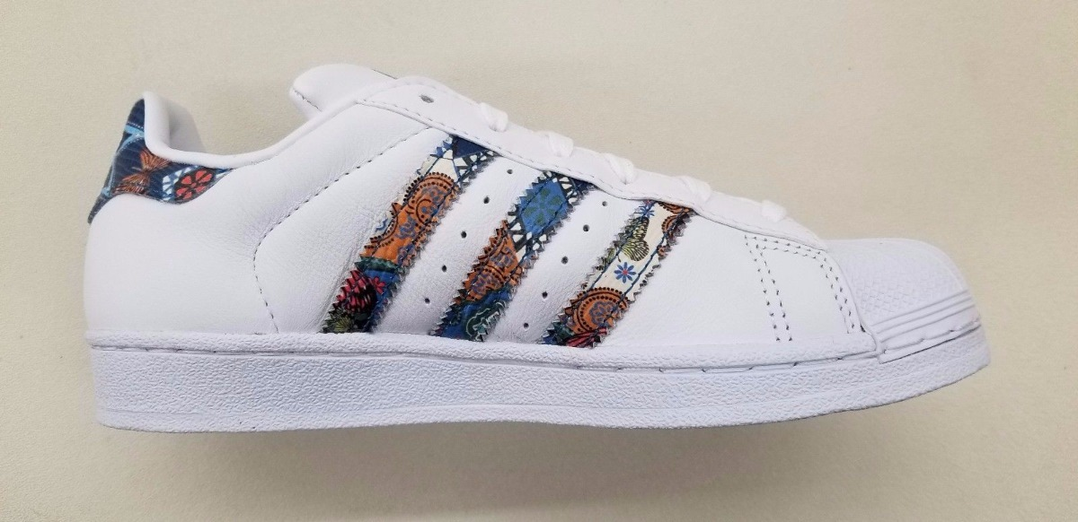 san francisco 696c1 57598 norway adidas superstar negras mercadolibre 4274f 62fcf  authentic adidas  superstar flowers. cargando zoom. a5f97 ebc45
