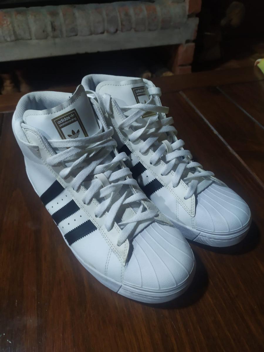 best sneakers 77c73 83d35 adidas Superstar High Tops Originales - $ 2.500,00