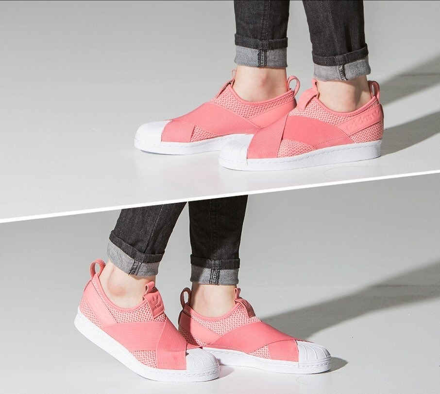 adidas Superstar Slip On Rose Originals X Pedido