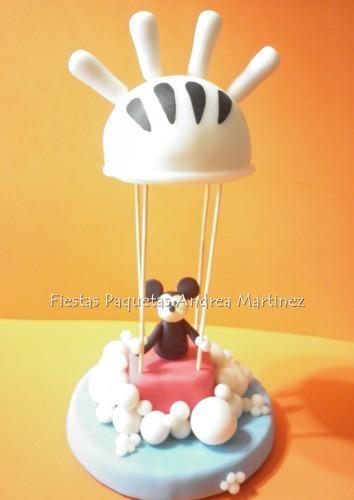 adornos de torta en porcelana todos los personajes !!!