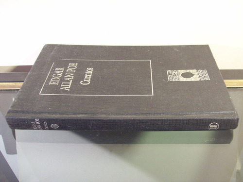 adp cuentos edgar allan poe / biblioteca borges 1986 bs as