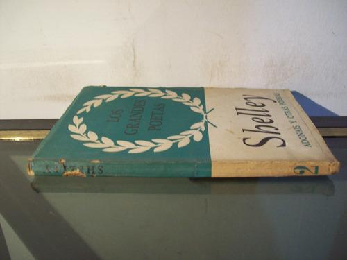 adp shelley adonais y otras poesias / 1954 bs. as.