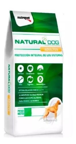 adulto 22kg natural dog